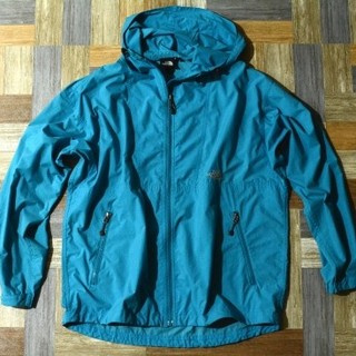 THE NORTH FACE - The North Face コンパクト ジャケット ターコイズブルー