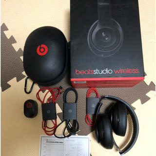 Beats by Dr Dre - Beats by Dr.Dre ワイヤレス ヘッドホン マットブラック