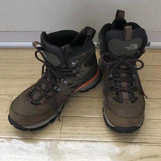 ザノースフェイス(THE NORTH FACE)のノースフェイス THE NORTH FACE 登山靴 トレッキングシューズ(登山用品)