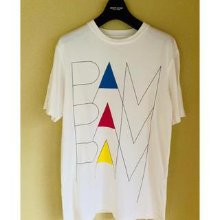 パム(P.A.M.)のP.A.M(パム) プリントTシャツ(Tシャツ/カットソー(半袖/袖なし))