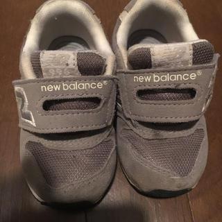 New Balance - ニューバランス スニーカー 13.5センチ
