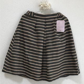 クチュールブローチ(Couture Brooch)の新品未使用 クチュールブローチ スカート Mサイズ(ひざ丈スカート)