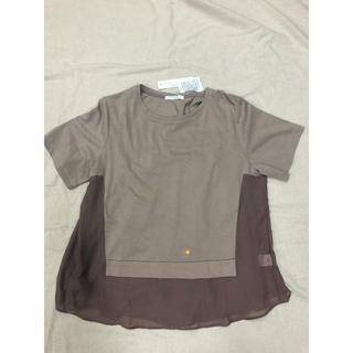 ダブルスタンダードクロージング(DOUBLE STANDARD CLOTHING)の新品未使用praia  カットソー(カットソー(半袖/袖なし))
