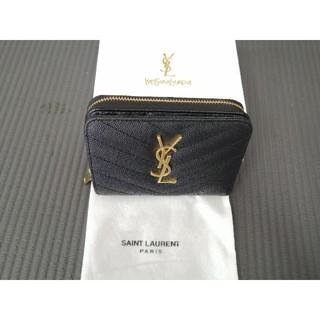 Yves Saint Laurent Beaute - お勧め 美品!(YSL) 財布 ブラック