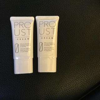 プルーストクリーム2本 新品未使用(制汗/デオドラント剤)