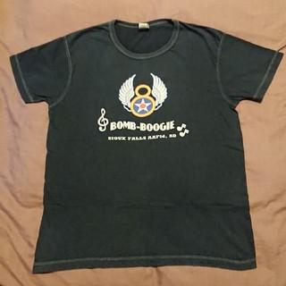 バズリクソンズ(Buzz Rickson's)のバズリクソンズBuzzトーヨーエンタープライズTシャツブラック L(Tシャツ/カットソー(半袖/袖なし))
