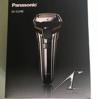 パナソニック(Panasonic)のPanasonic ES-CLV9E-S 新品未開封(メンズシェーバー)