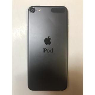 アイポッドタッチ(iPod touch)の【翌日発送】iPod touch 第6世代 ジャンク品(ポータブルプレーヤー)