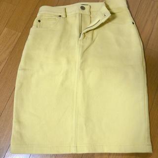 アーバンリサーチ(URBAN RESEARCH)の膝丈スカート  アーバンリサーチ UrbarResearc カジュアル(ひざ丈スカート)