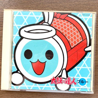 BANDAI NAMCO Entertainment - 太鼓の達人 CD ブルー