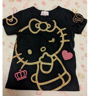 ベビードール(BABYDOLL)のベビードール キティコラボ 半袖Tシャツ(Tシャツ/カットソー)