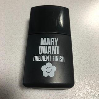 マリークワント(MARY QUANT)のマリークワント  オビーディエント フィニッシュBO30(ファンデーション)