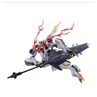 BANDAI - METAL ROBOT魂 [SIDE MS] ガンダムバルバトスルプスレクス