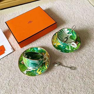 Hermes - エルメスカップ&ソーサー