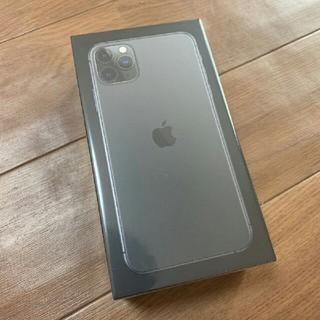 iPhone - iPhone11 pro max 512GB SIMフリー スペースグレー