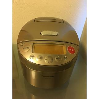 Panasonic - Panasonic 圧力IH おどり炊き 炊飯器 5.5合