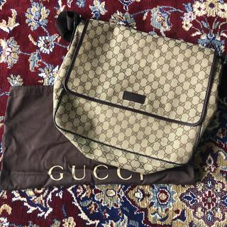 グッチ(Gucci)のGUCCI グッチ ショルダーバッグ(メッセンジャーバッグ)