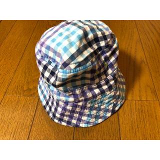 エニィファム(anyFAM)のベビー帽子 46センチ ハット anyFAM エニファム(帽子)