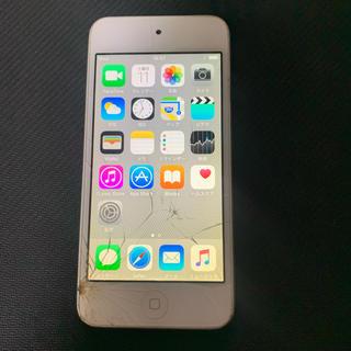 アイポッドタッチ(iPod touch)のApple iPod touch 第5世代 32GB ジャンク品(ポータブルプレーヤー)