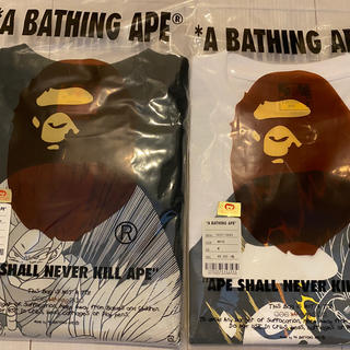 A BATHING APE - 2枚セット BAPE X DRAGON BALL Z