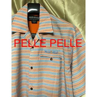 PELLE PELLE - PELLE PELLE 半袖シャツ メンズ
