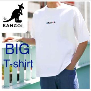 RAGEBLUE - 新品 レイジブルー カンゴール Tシャツ ビッグシルエット ロゴ ビッグT