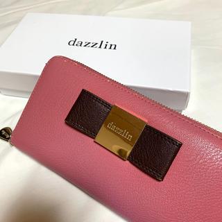 ダズリン(dazzlin)のdazzlin 長財布 ピンク(長財布)