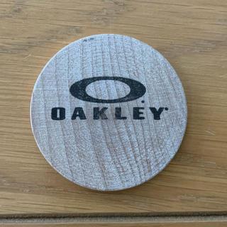 オークリー(Oakley)のオークリー Oakley 天然木 マーカー #34 レア Rare Marker(その他)