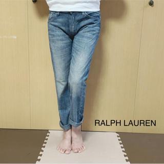 ラルフローレン(Ralph Lauren)のRALPH LAUREN 色落ちが素敵なデニム(デニム/ジーンズ)