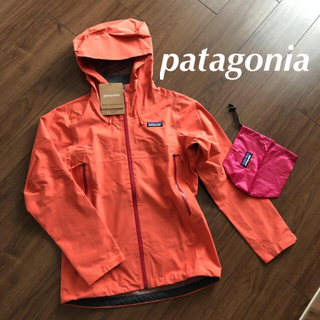 patagonia - パタゴニア・Patagonia◆レインウェア・カッパ・登山◆新品タグ付き
