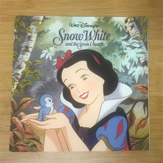 Disney 英語絵本 Walt Disney's Snow White(洋書)