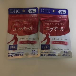 DHC - DHC エクオール 20日分✖️2