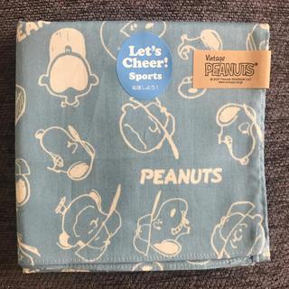 ピーナッツ(PEANUTS)のSNOOPY ハンカチ バンダナ 新品(ハンカチ)
