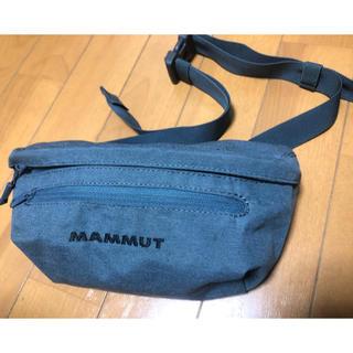 Mammut - 【本日限定激安セール!】MAMMUTウエストバッグ※美品