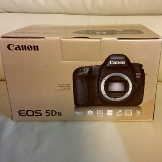 キヤノン(Canon)のCanon EOS 5Ds ボディ本体 新品未使用 5ds 5DS(デジタル一眼)