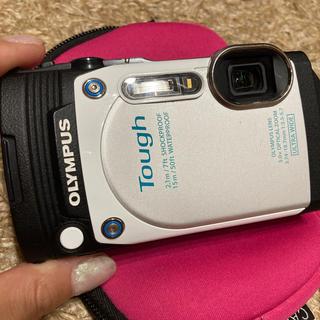 オリンパス(OLYMPUS)のSTYLUS TG-870 Tough (コンパクトデジタルカメラ)