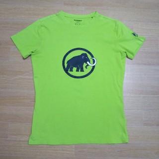 マムート(Mammut)のMAMMUTマムートTシャツ【メンズMサイズ】(Tシャツ/カットソー(半袖/袖なし))