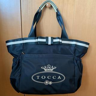 TOCCA - TOCCA エンブロイダリーロゴマザーズトート マザーズバッグ  トートバッグ