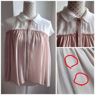 ダブルスタンダードクロージング(DOUBLE STANDARD CLOTHING)のダブルスタンダード  ブラウス(シャツ/ブラウス(半袖/袖なし))