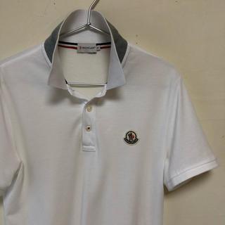 モンクレール(MONCLER)のMoncler モンクレール ポロシャツ Sサイズ(ポロシャツ)