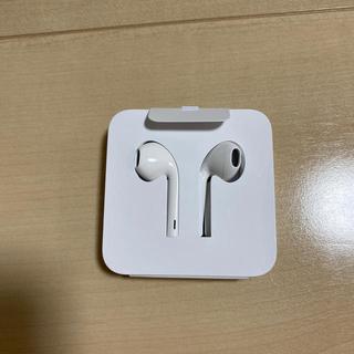 Apple - iPhone x 付属品 純正イヤホン