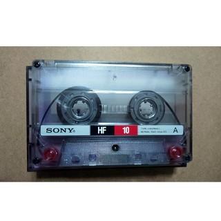 ソニー(SONY)のSONY カセットテープ ノーマル 10分 中古(その他)