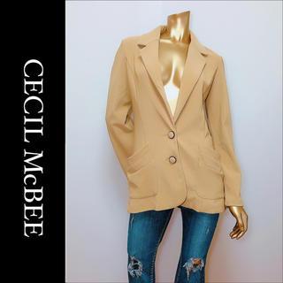 CECIL McBEE - CECIL McBEE ストレッチ テーラードジャケット♡dazzlin