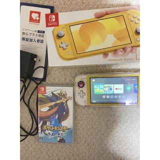 ニンテンドースイッチ(Nintendo Switch)のSwitchLight スイッチライト イエロー(携帯用ゲーム機本体)