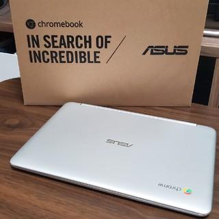 ASUS - ASUS Chromebook Flip C101PA