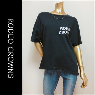 RODEO CROWNS WIDE BOWL - RODEO CROWNS ポケットロゴ Tシャツ♡ヒス DIESEL トミー