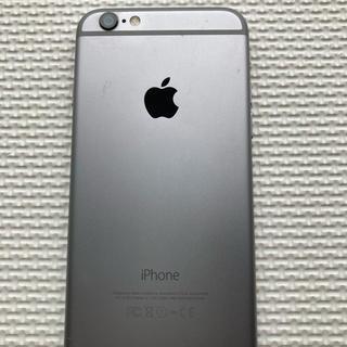 Apple - iPhone6 本体 64GB グレー
