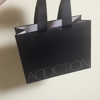 アディクション(ADDICTION)のADDICTION 袋(ショップ袋)