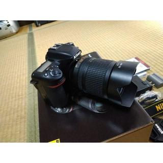 Nikon - Nikon D7500 18-140VR レンズキット