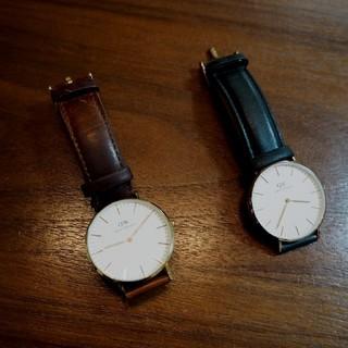 ダニエルウェリントン(Daniel Wellington)のDaniel Wellington DW 腕時計 セット(腕時計(アナログ))